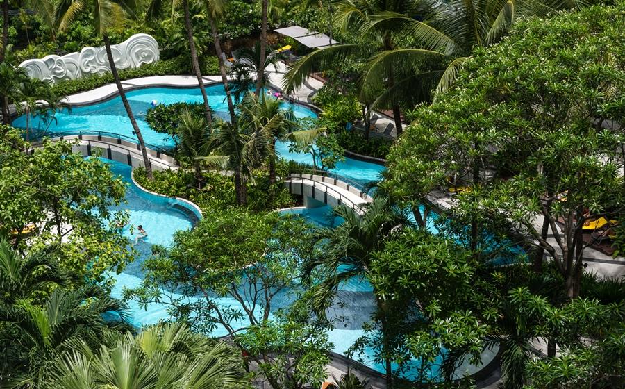 Chatrium Residence Sathon Bangkok 1