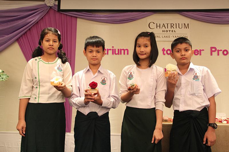 CHATRIUM CSR 44